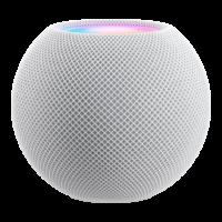 [CITYPNG.COM]HD Apple White Homepod Mini Speaker PNG - 1720x1586
